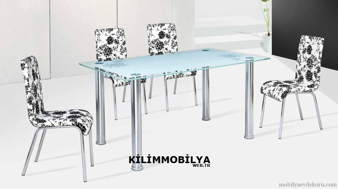 Kilim Mobilya Mutfak Masa Sandalye Fiyatlari